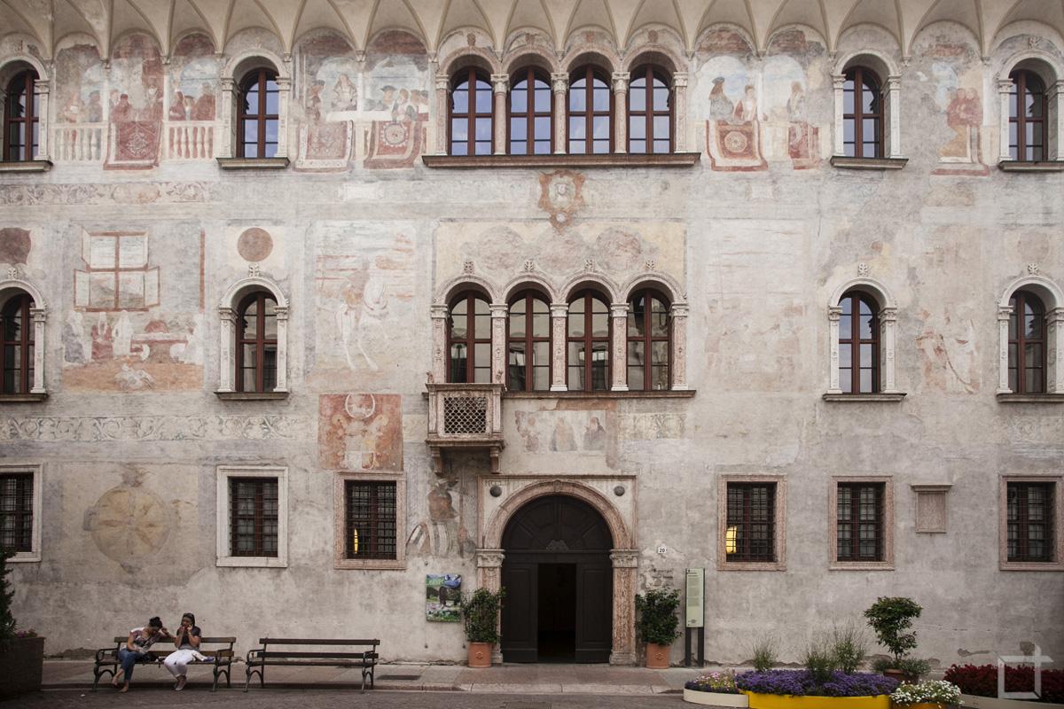 Palazzo Geremia Trento