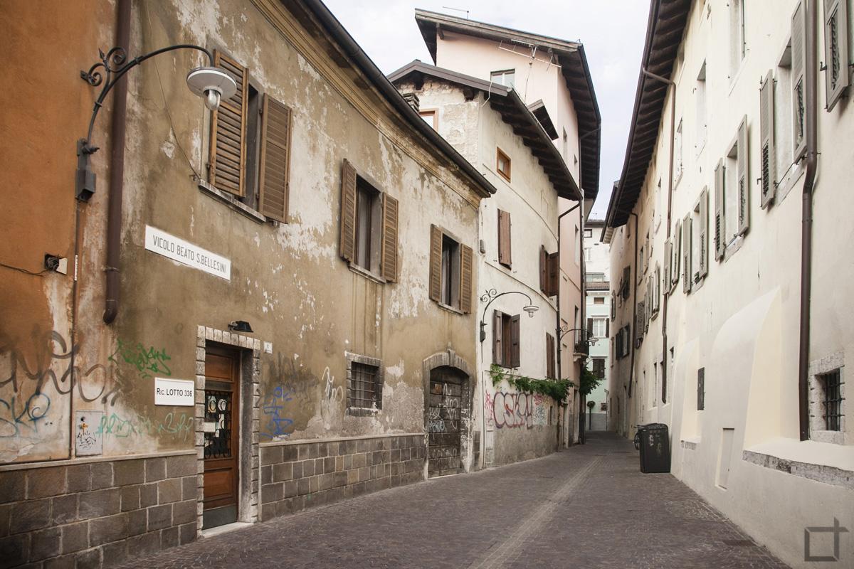 Vicolo Beato S. Bellesini