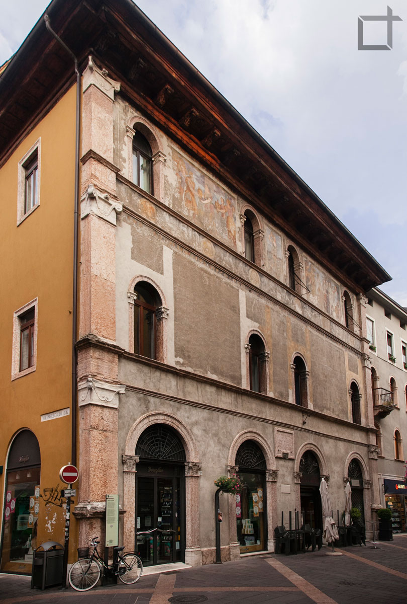 Palazzo Affrescato