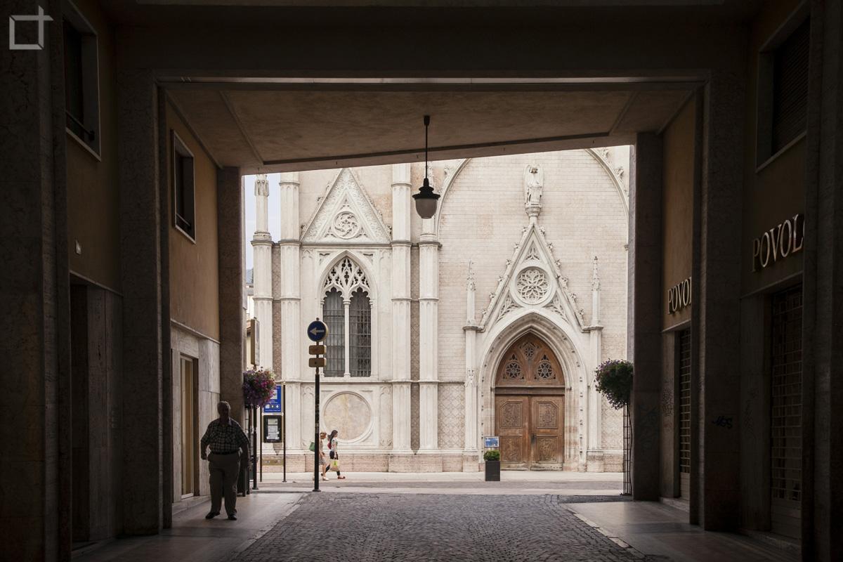 Scorcio Chiesa Santi Pietro e Paolo