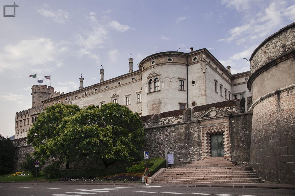 Castello del Buonconsiglio Ingresso