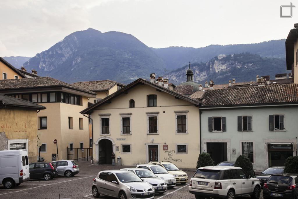 Parcheggio Trento