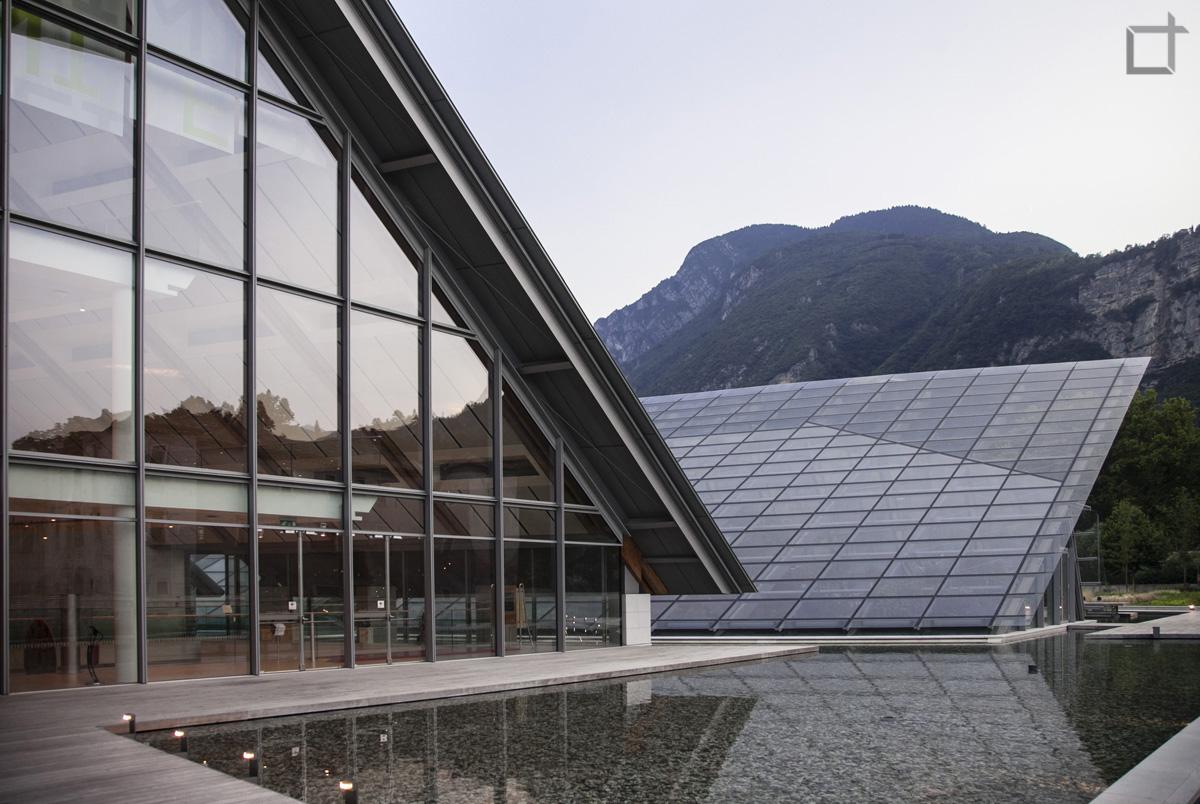 Museo della Scienza Trento Renzo Piano