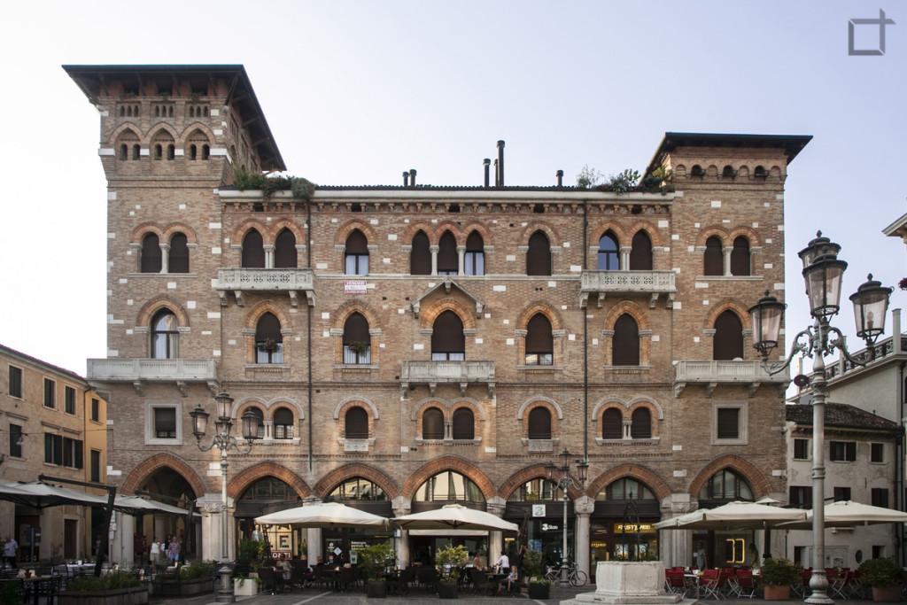 Palazzo del Littorio Piazza San Vito Treviso