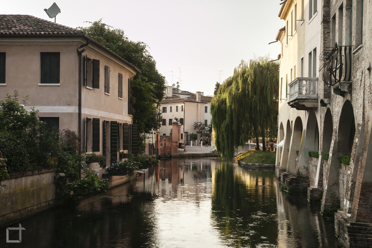 Case sul Canale Treviso