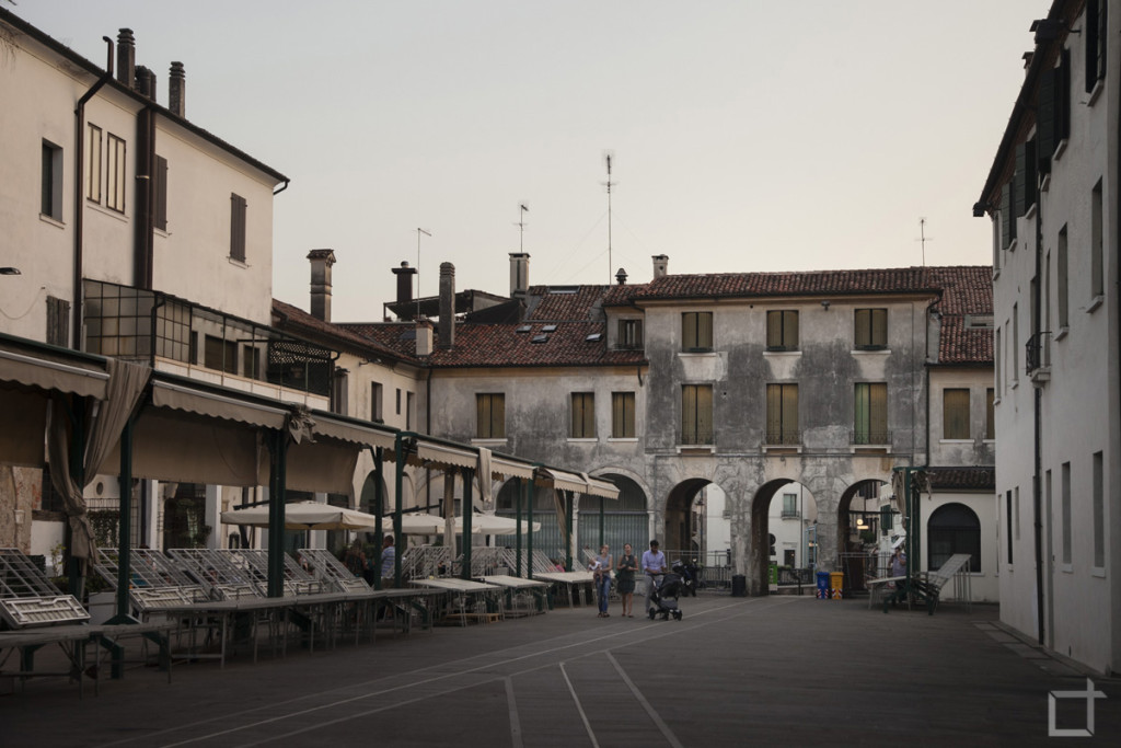 Piazzetta San Parisio Mercatini