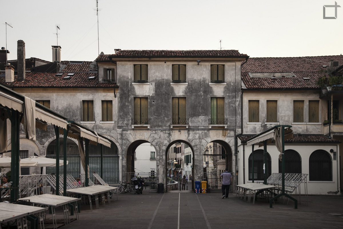 Piazzetta San Parisio Treviso