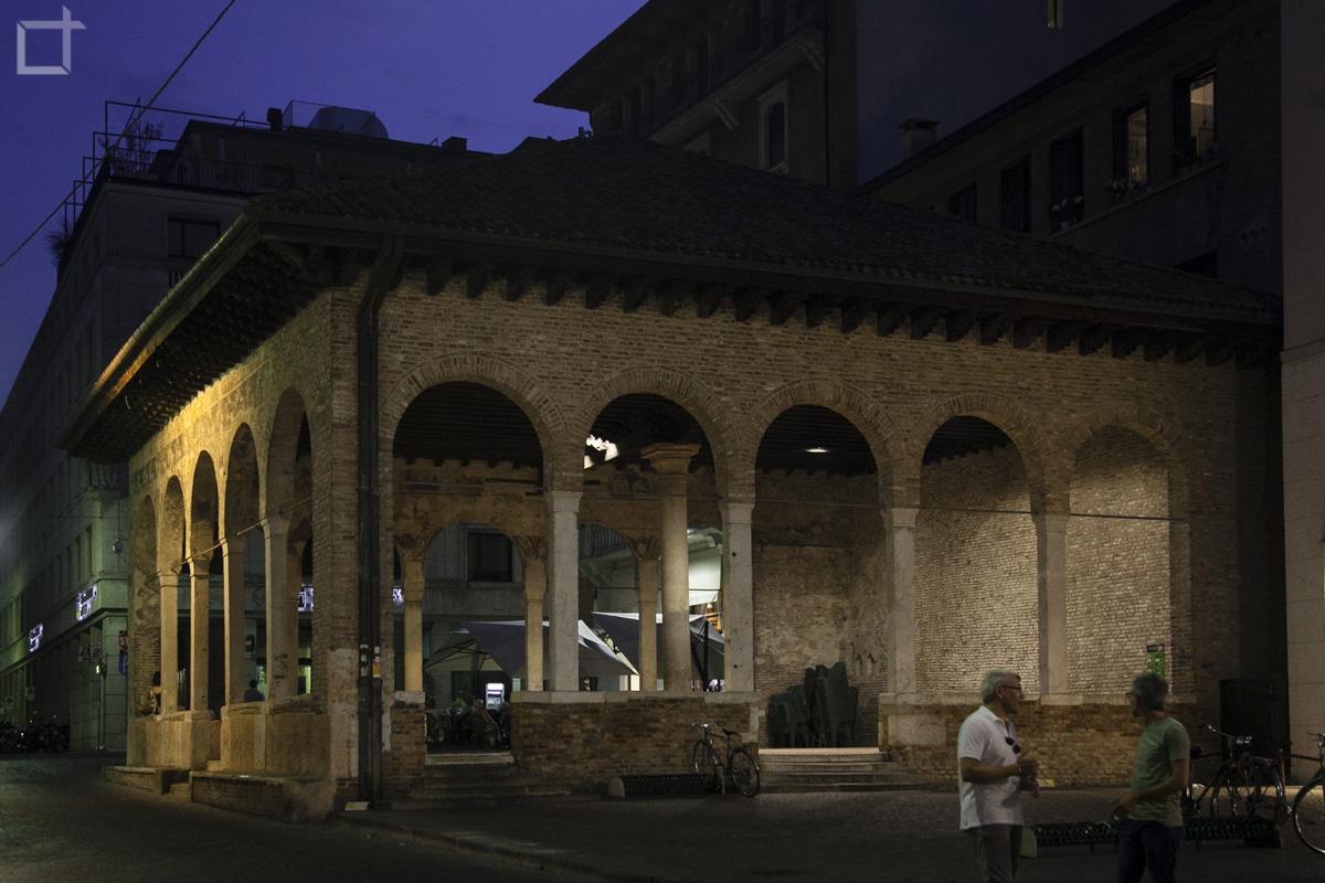 Treviso Loggia dei Cavalieri