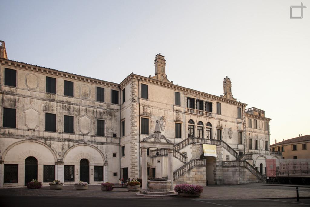 Piazza Garibaldi Lonigo