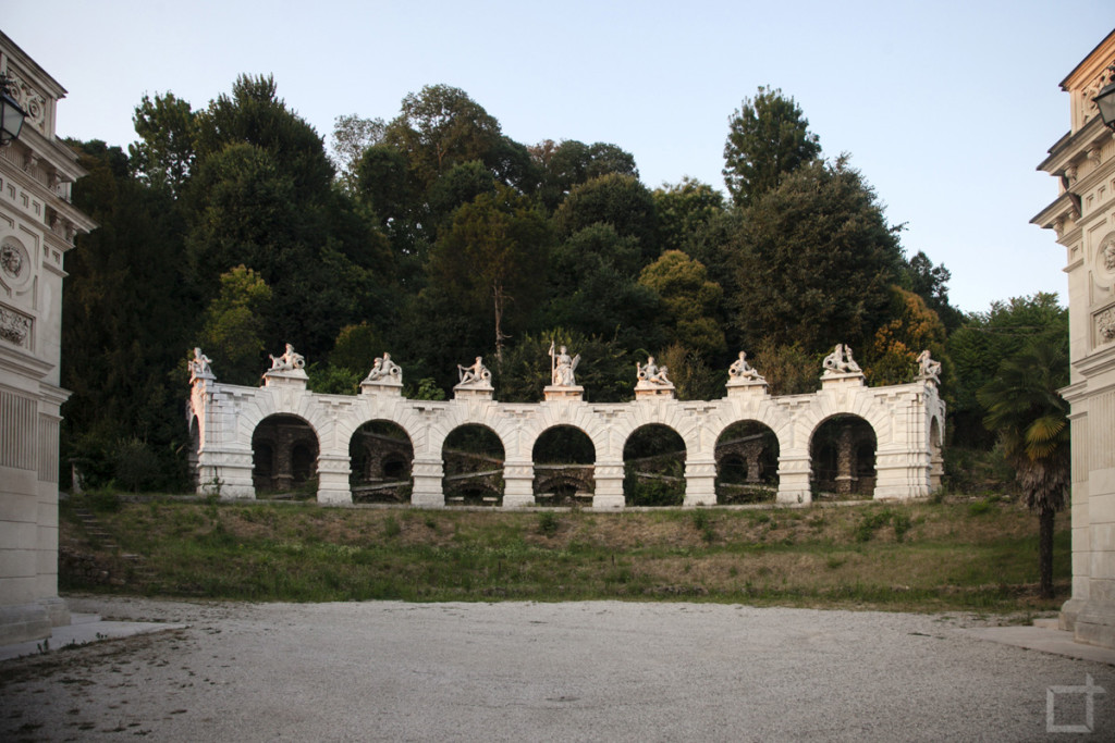 Villa Giovanelli Lonigo Archi