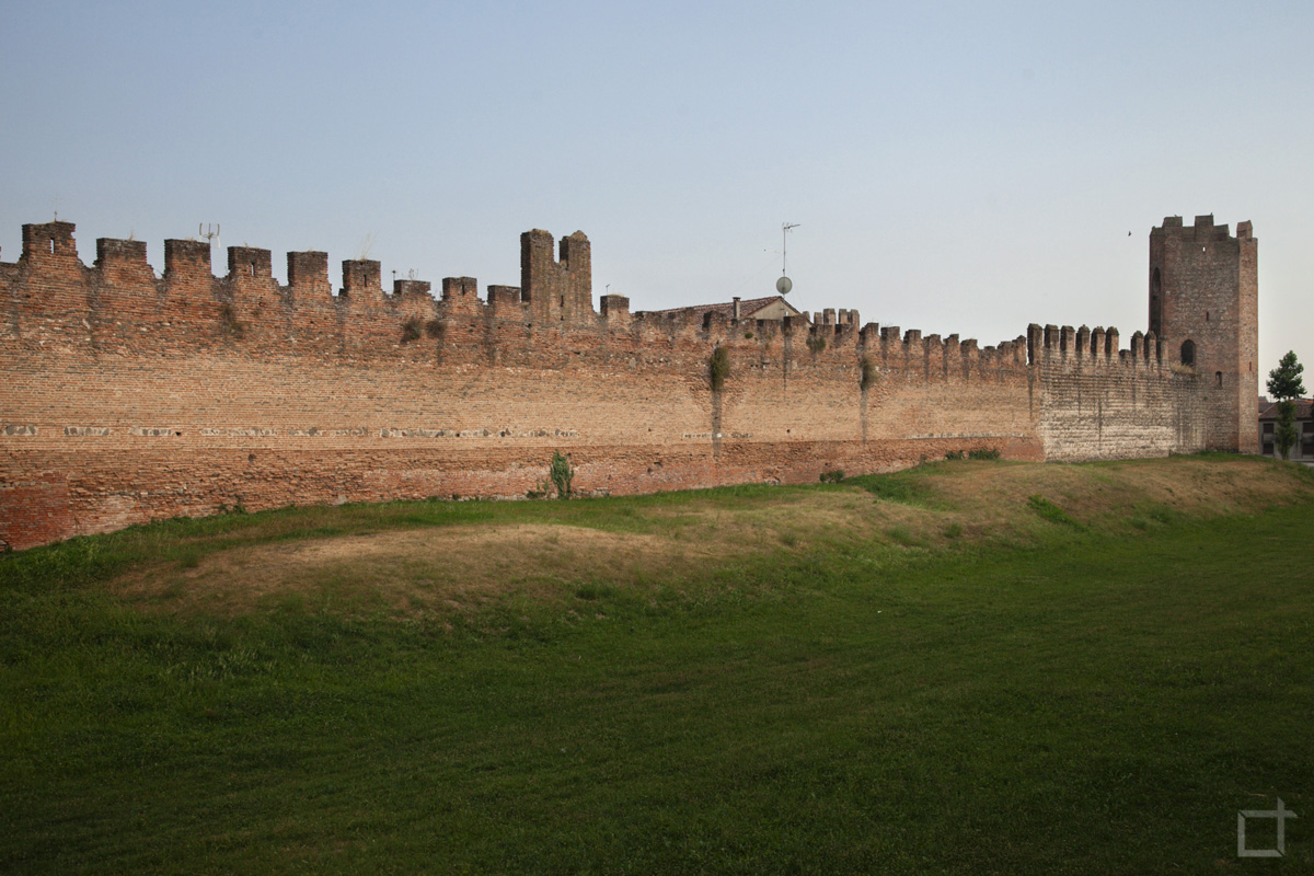 Montagnana Mura Medievali