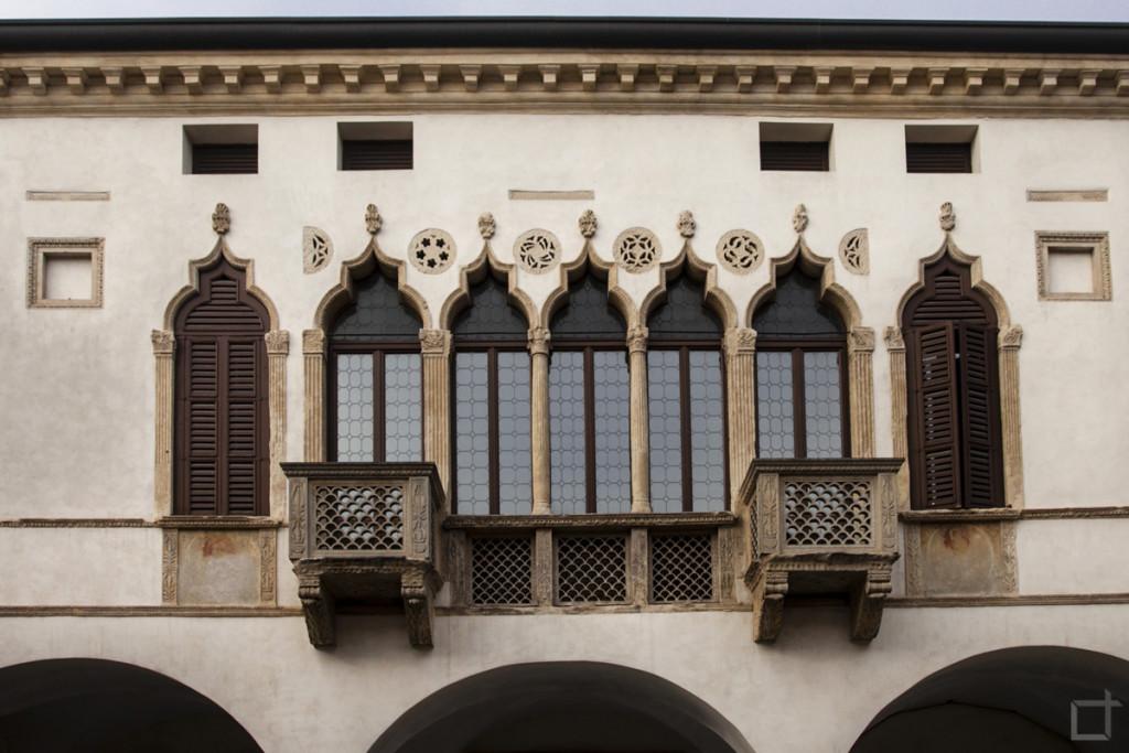 Palazzo Magnavin Foratti