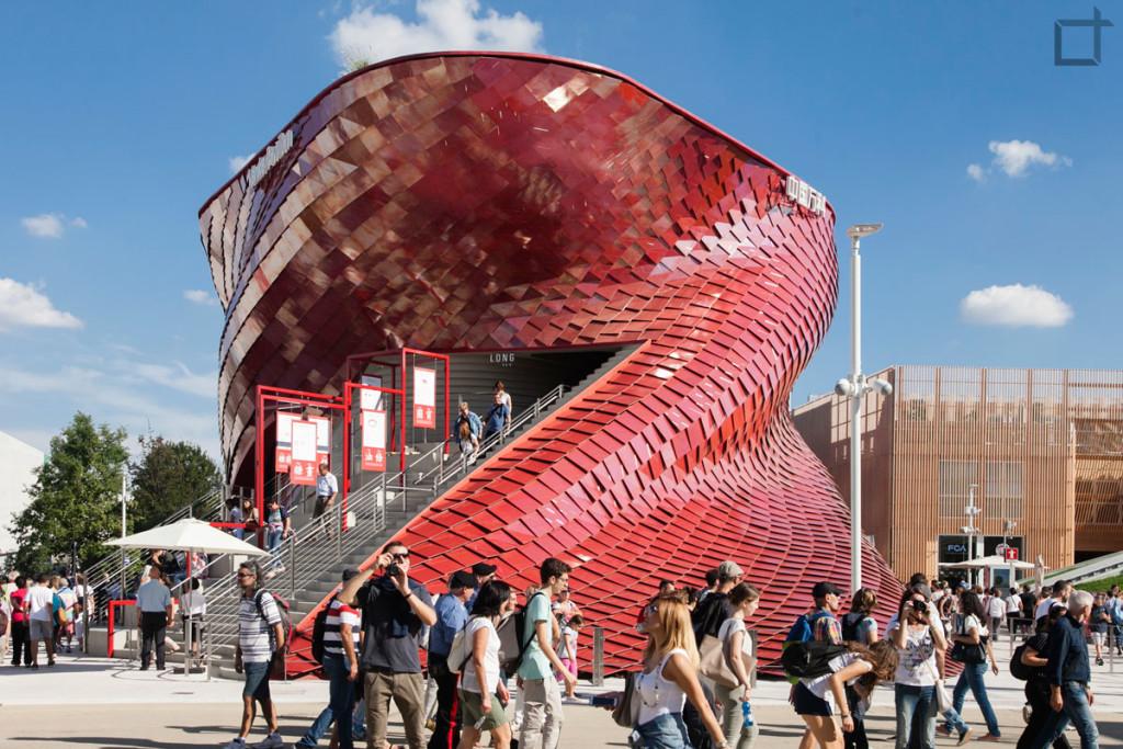 Expo Vanke Padiglione Rosso