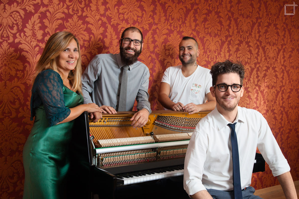 Andrea Ghini Noir Ensemble