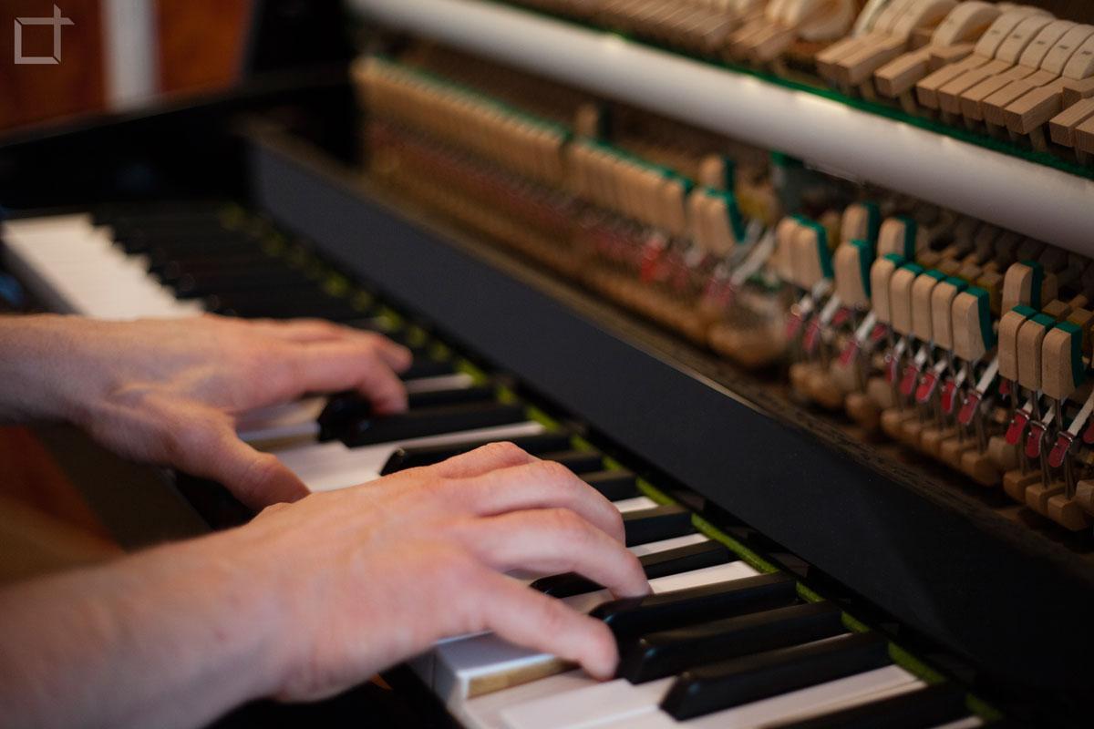 Pianoforte suonato