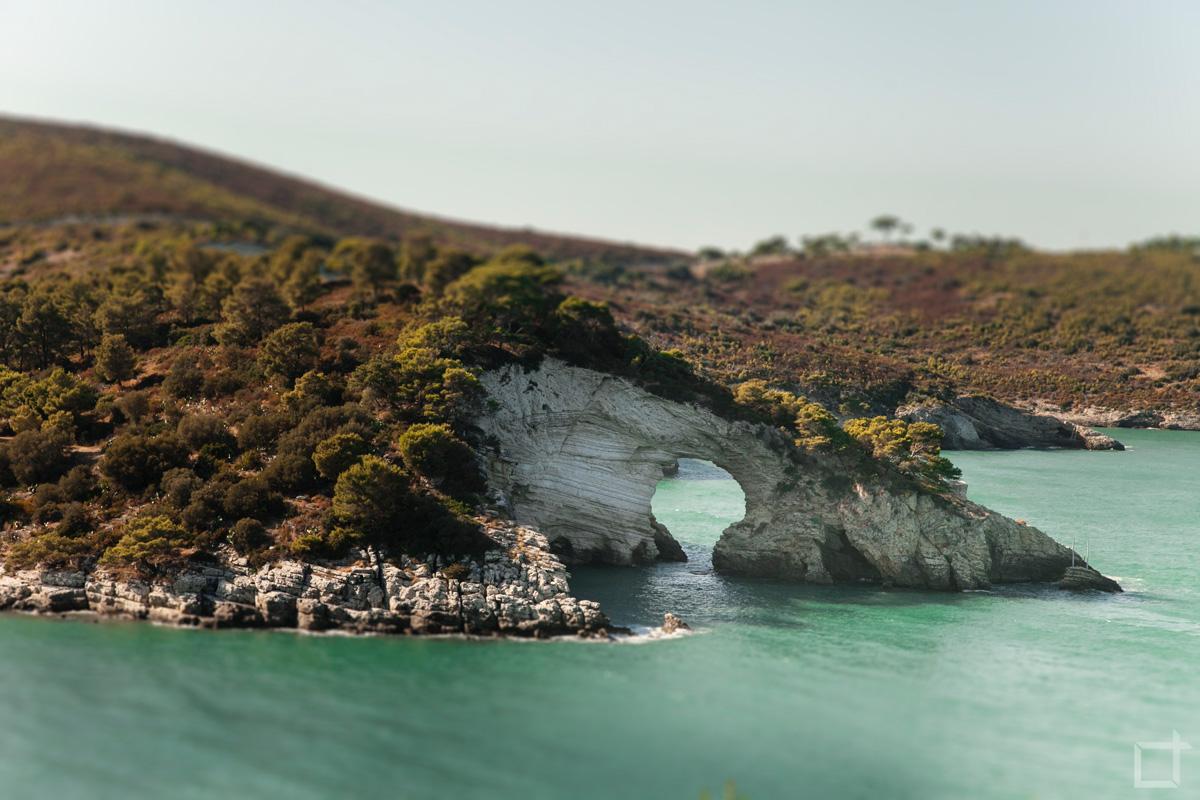 Arco di Portogreco Vignanotica