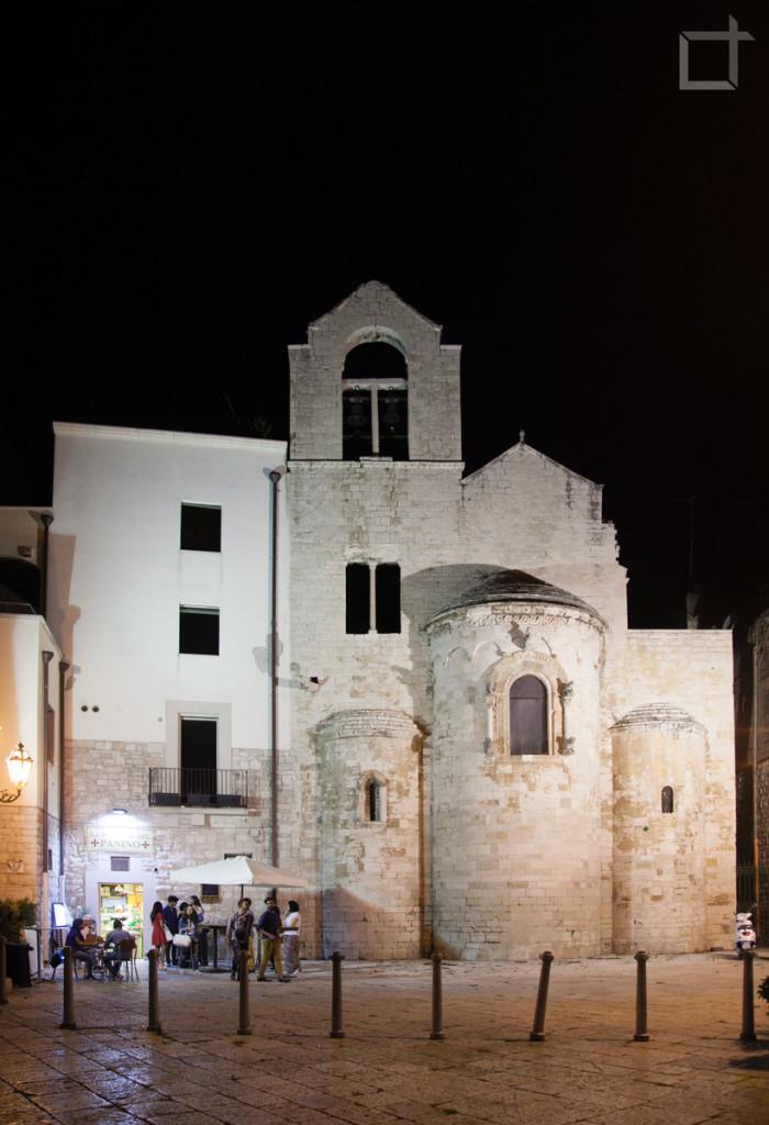 Chiesa templare di Ognissanti