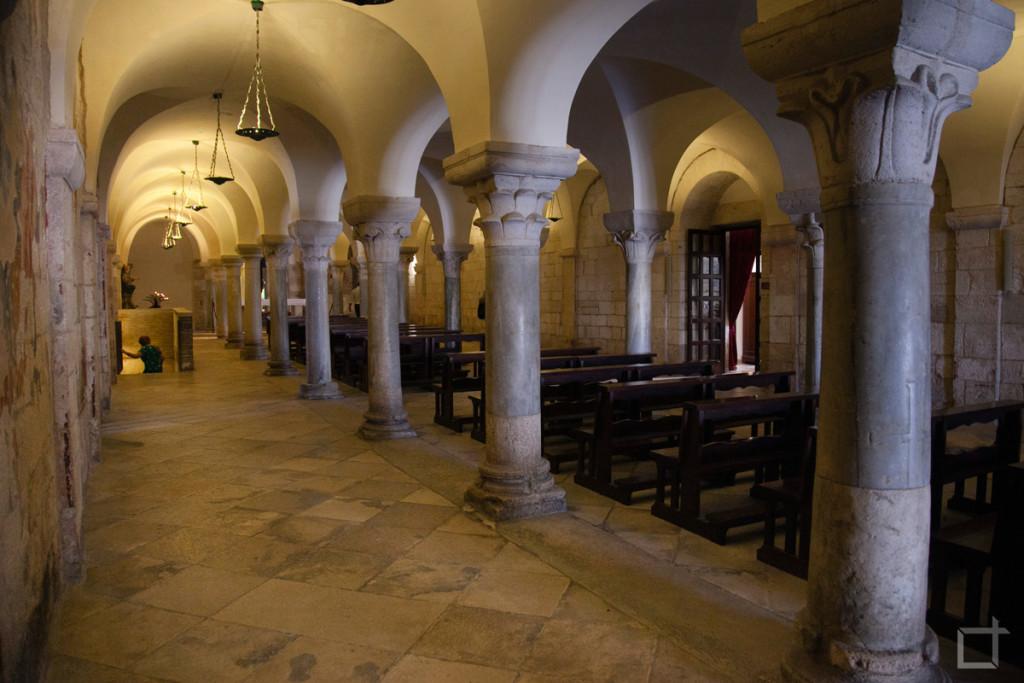 Cripta Santa Maria Assunta