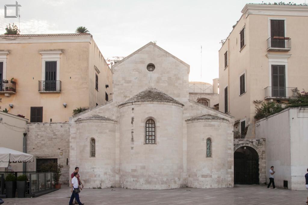 Chiesa la Vallisa