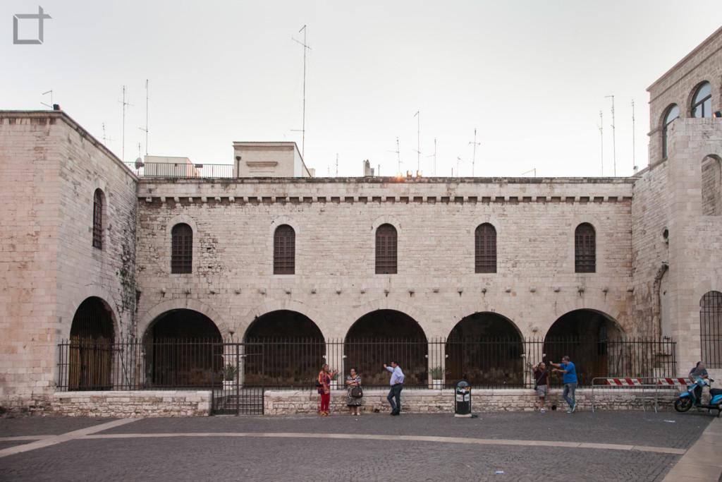Piazza San Nicola Bari
