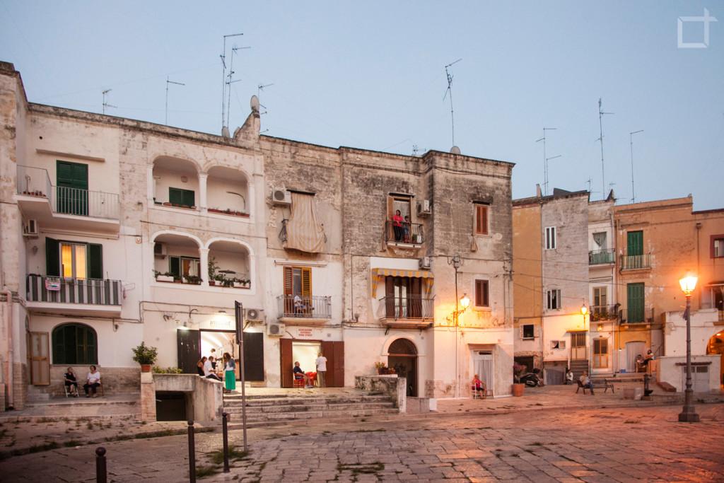Piazza Federico II di Savoia Bari