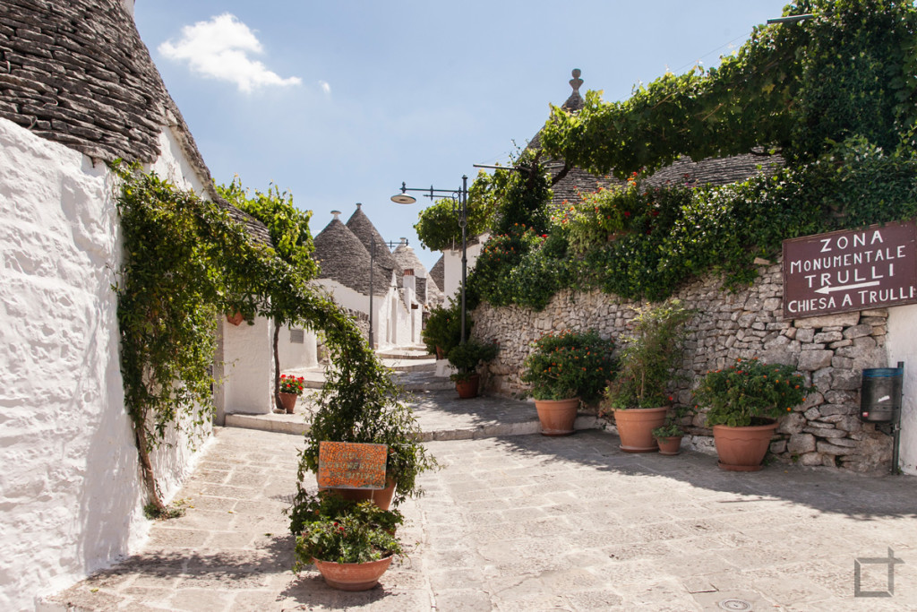Zona Monumentale Alberobello