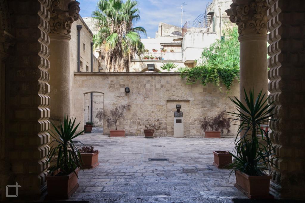 Corte Palazzo, Lecce