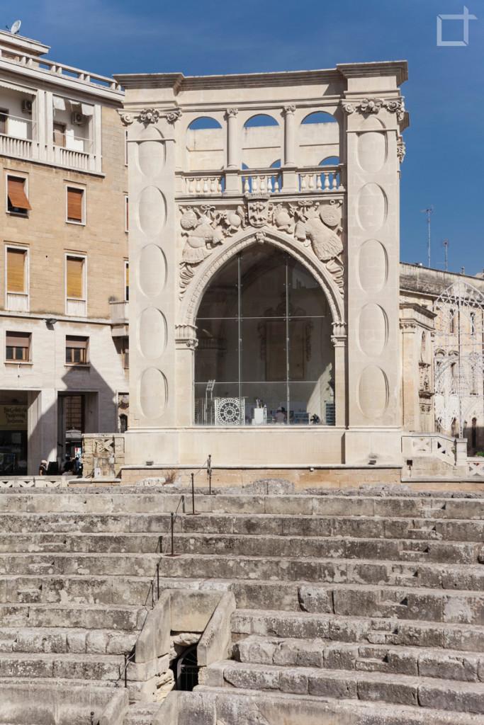 Piazza Sant'Oronzo, Cappella San Giorgio