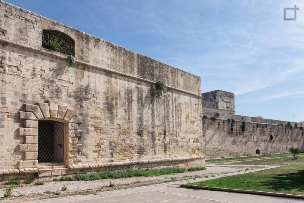 Castello Carlo V, Lecce