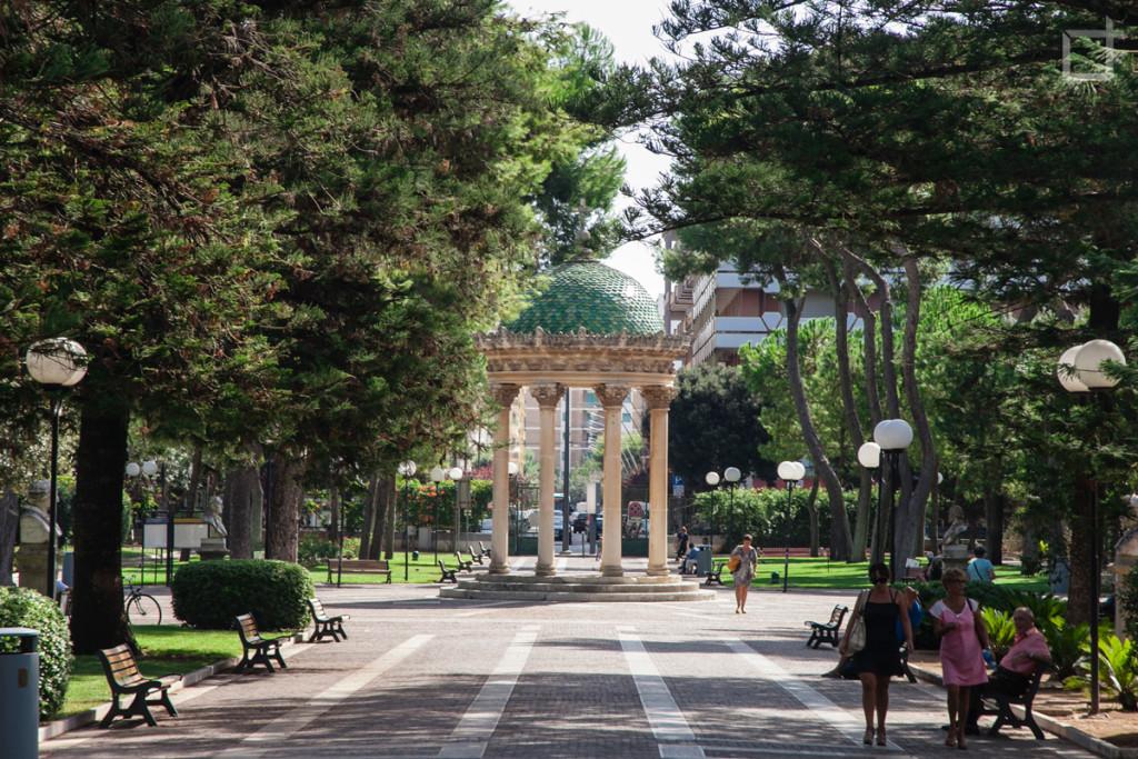Villa Comunale, Lecce