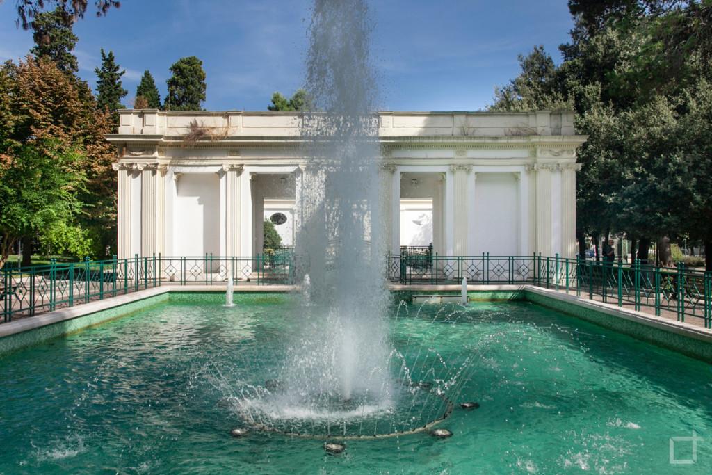 Villa Comunale, Fontana