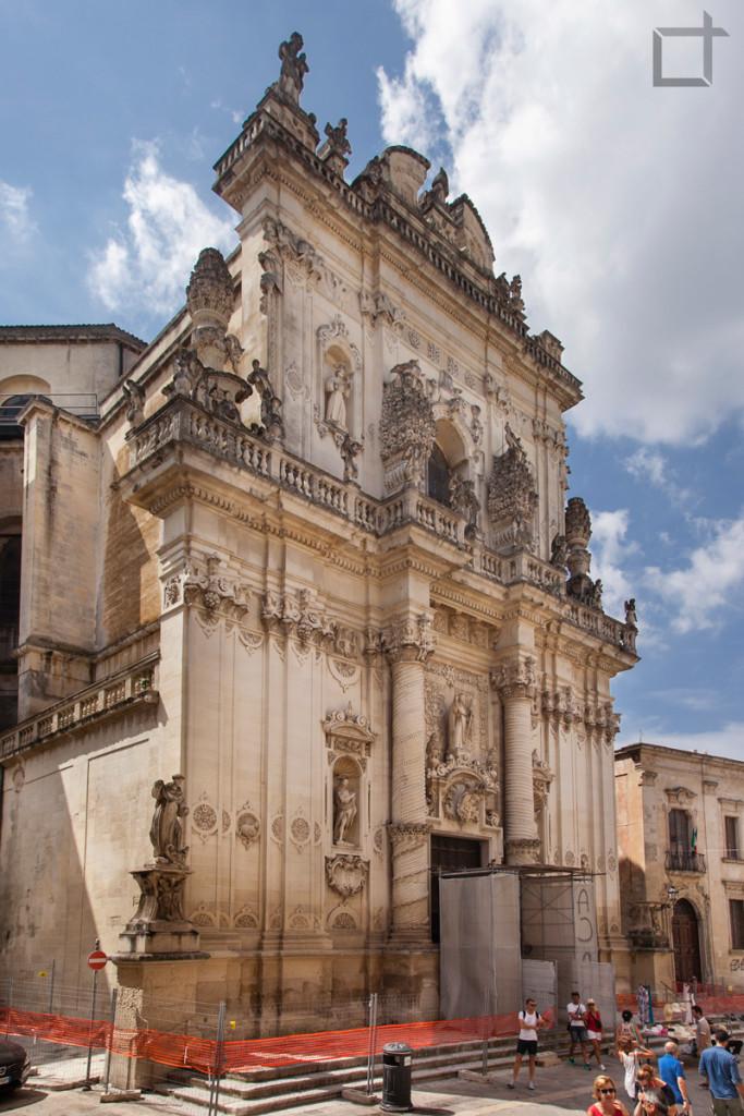 Basilica del Rosario, Lecce