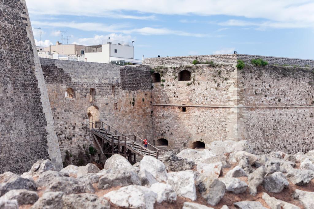 Mura Fortificate Otranto