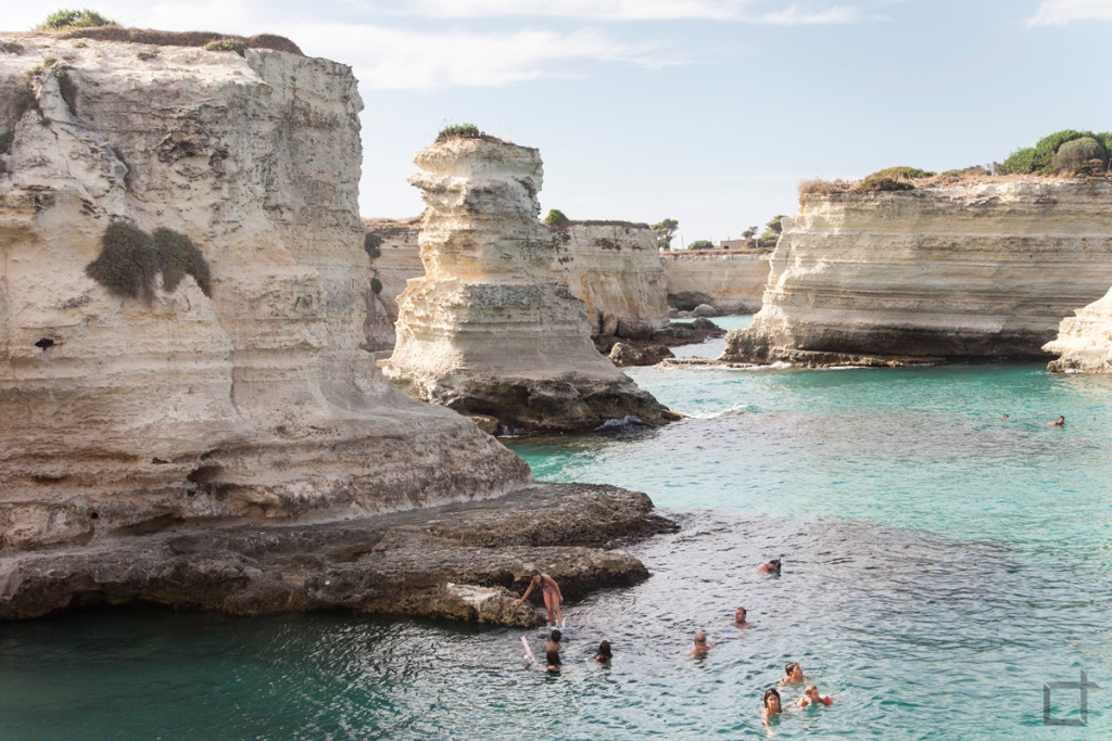Rocce a Torre Sant'Andrea