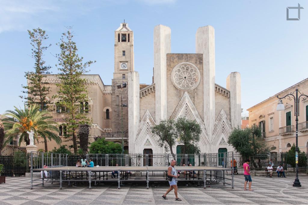 Gallipoli, Chiesa Madre del Sacro Cuore di Gesù