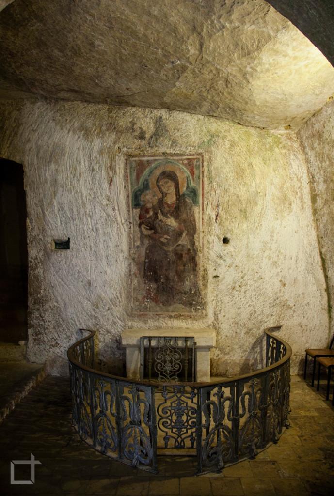 Cripta della Buona Nuova