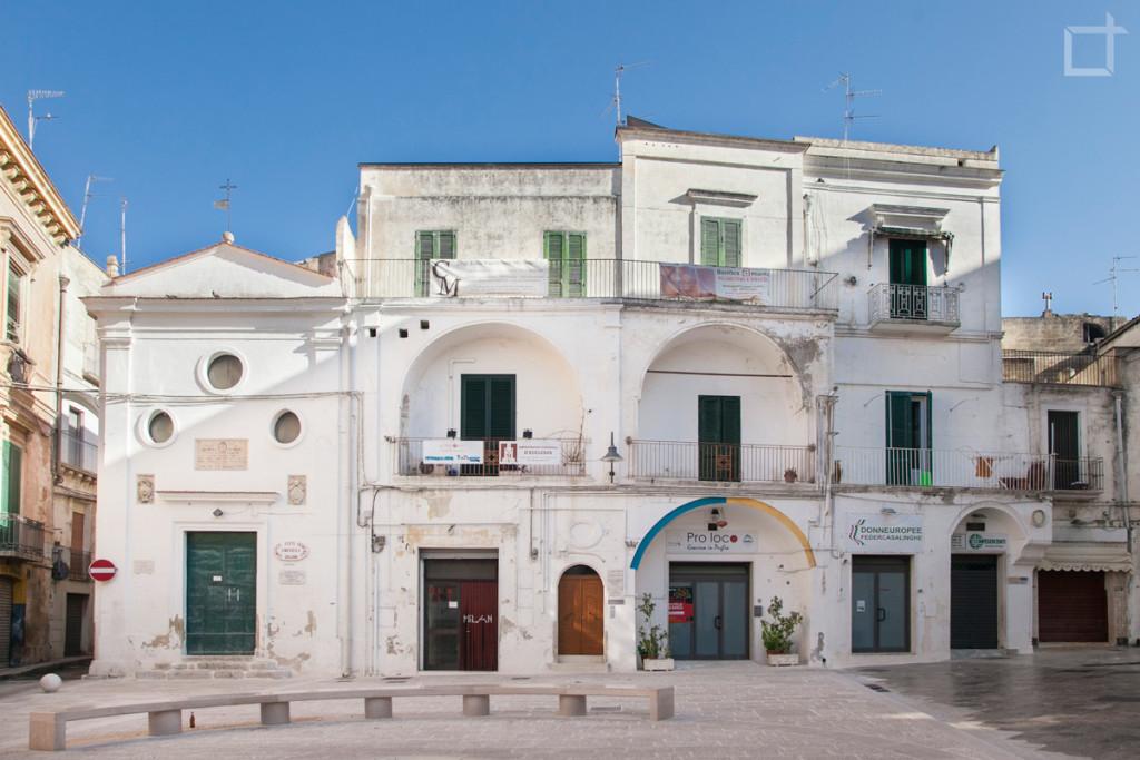 Piazza Plebiscito, Gravina in Puglia