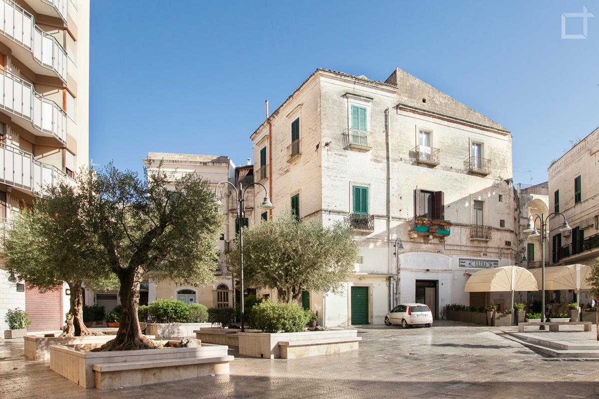 Gravina in Puglia, Piazza della Repubblica