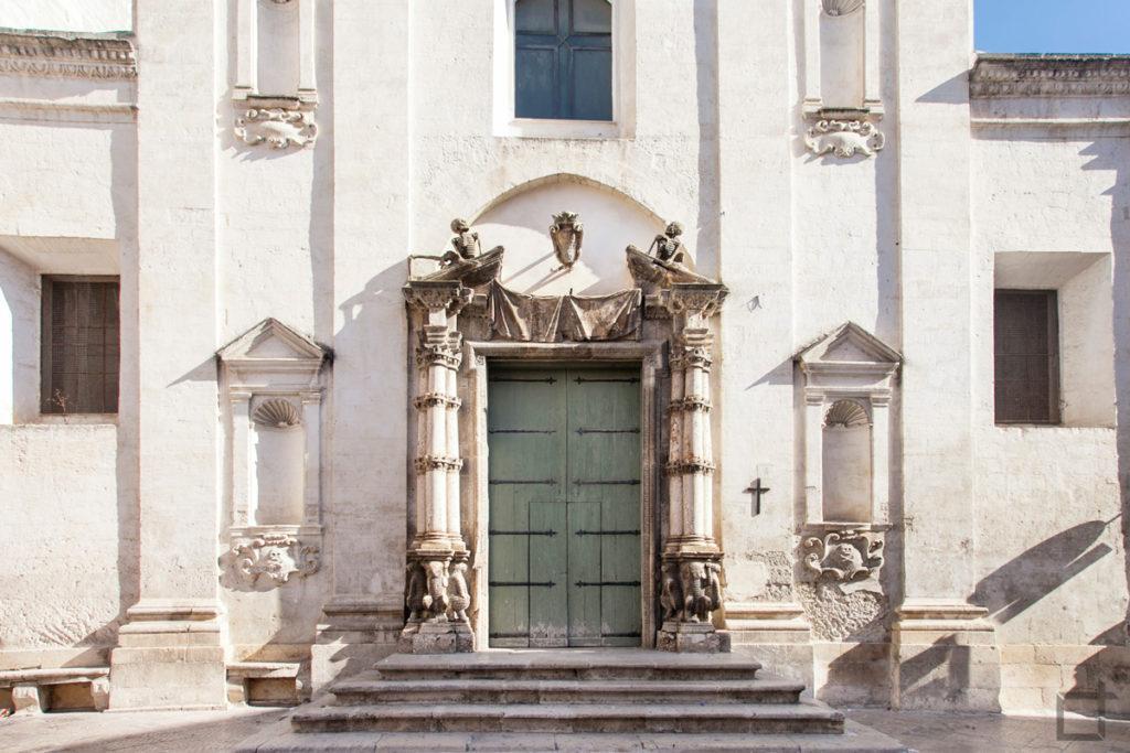 Gravina in Puglia Chiesa del Purgatorio