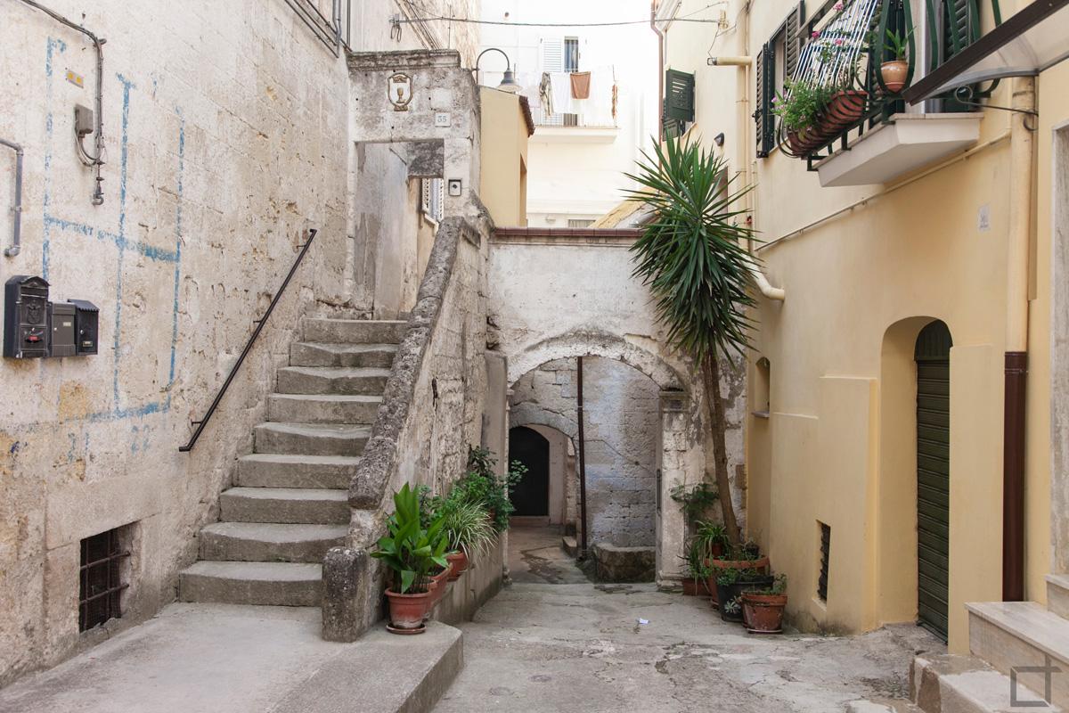 Scalinata Gravina in Puglia