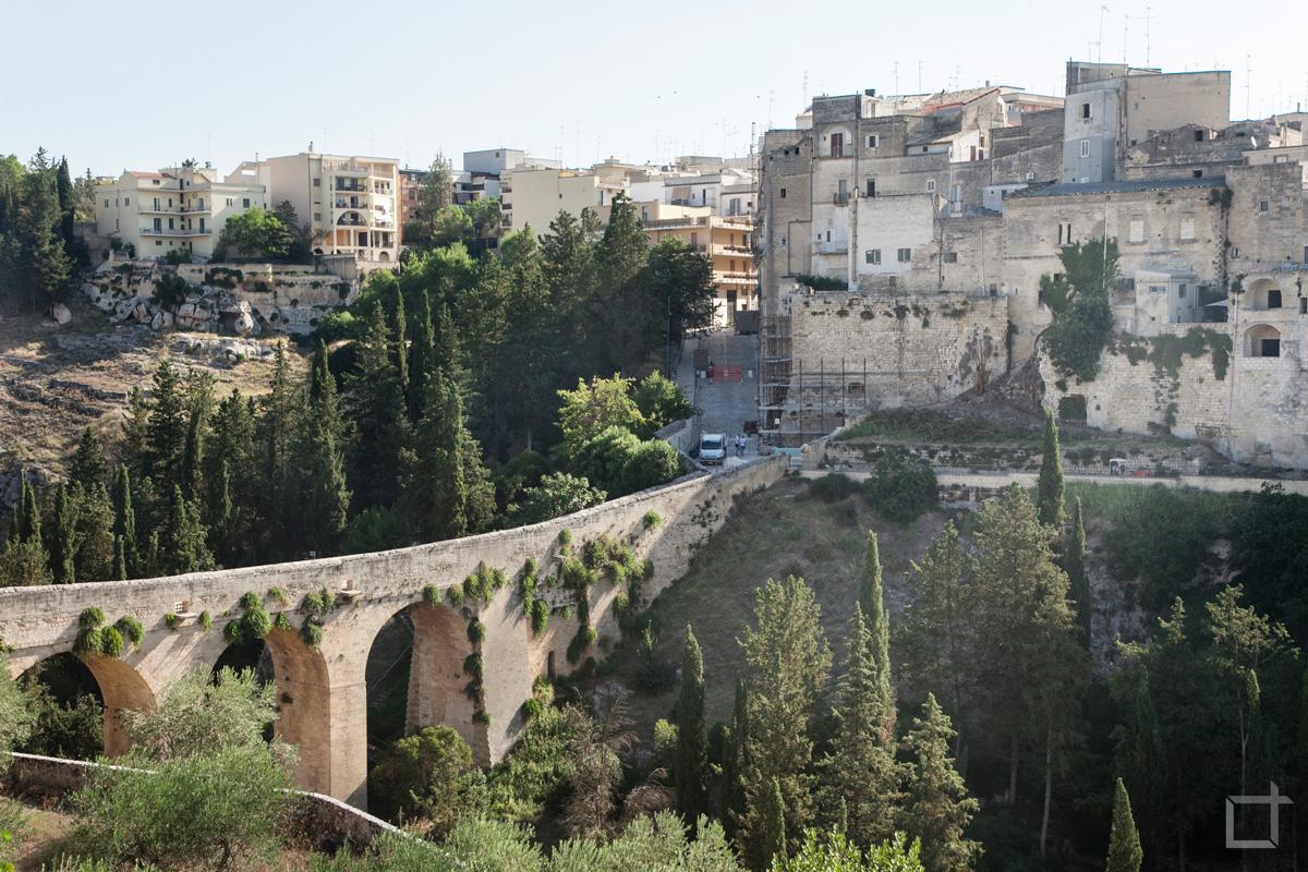 Gravina in Puglia Ponte Viadotto