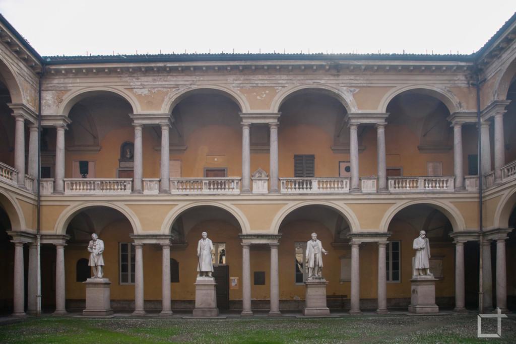 Università di Pavia Cortile