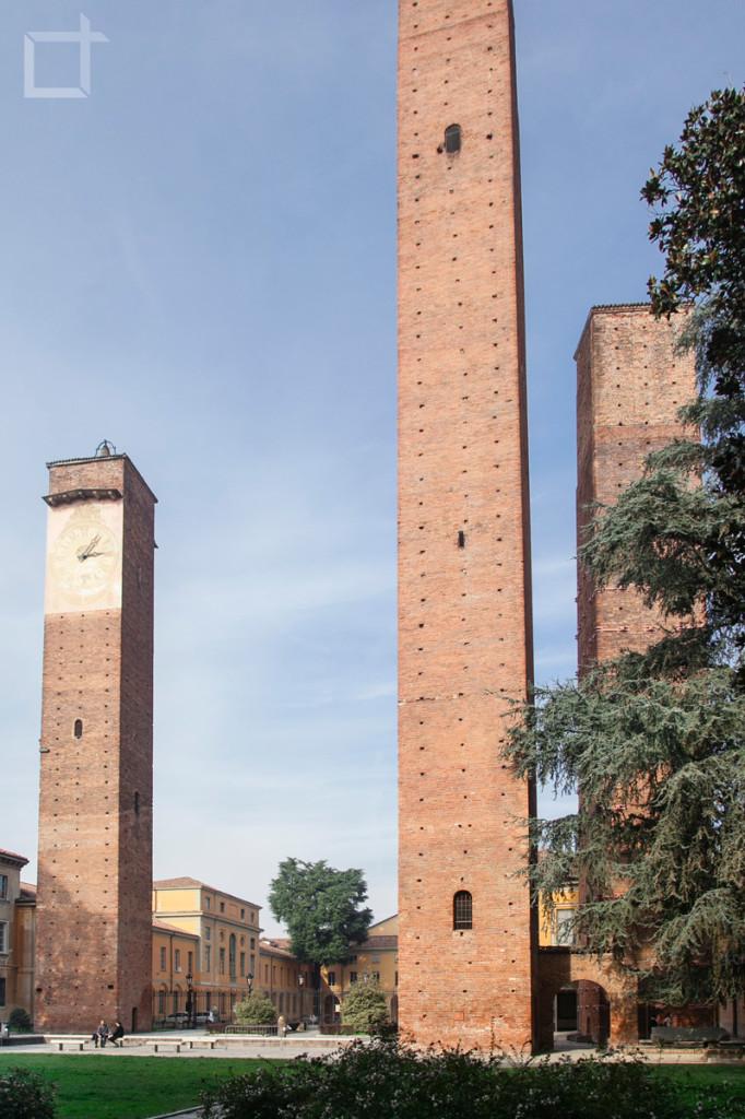Tre Torri di Pavia