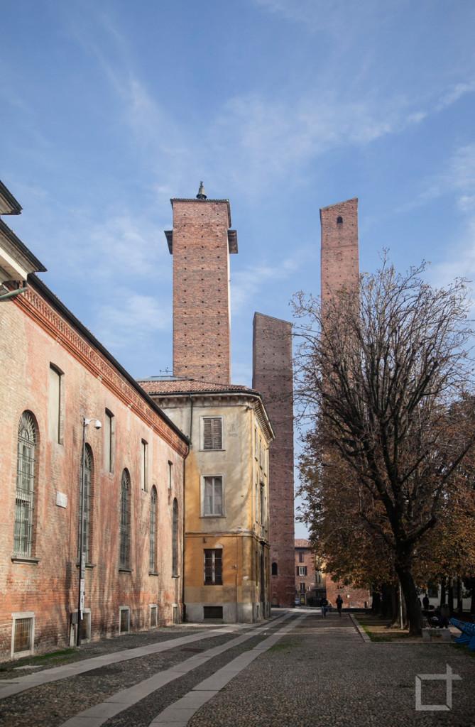 Pavia Tre Torri