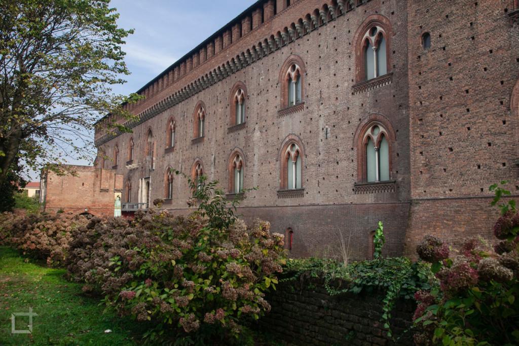Castello Visconteo Giardini