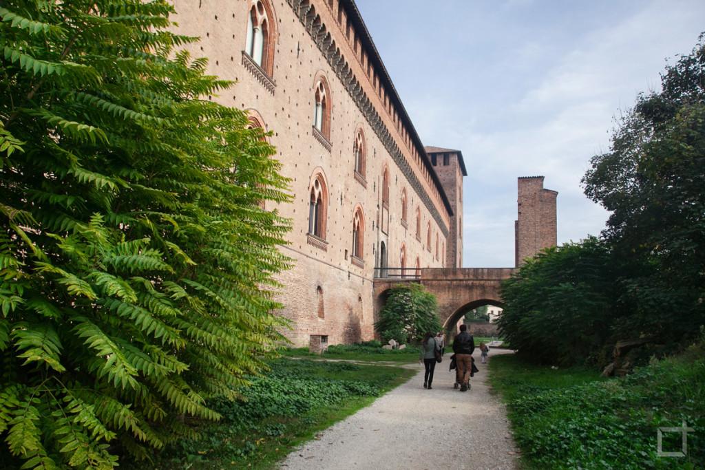 Passeggiata Castello