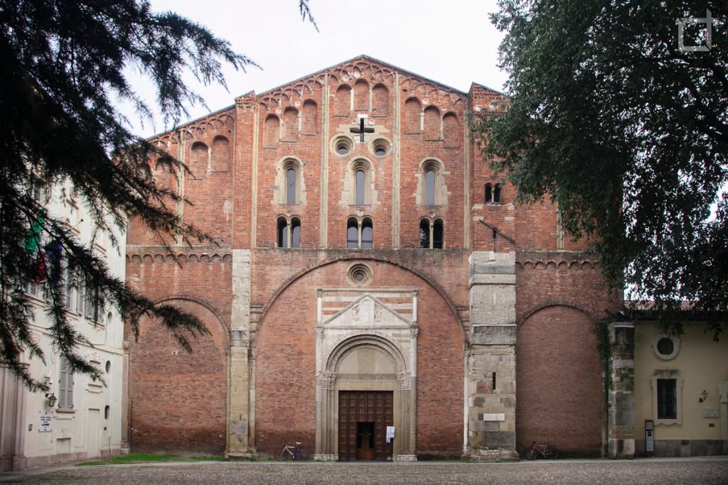 Chiesa San Pietro in Ciel d'Oro