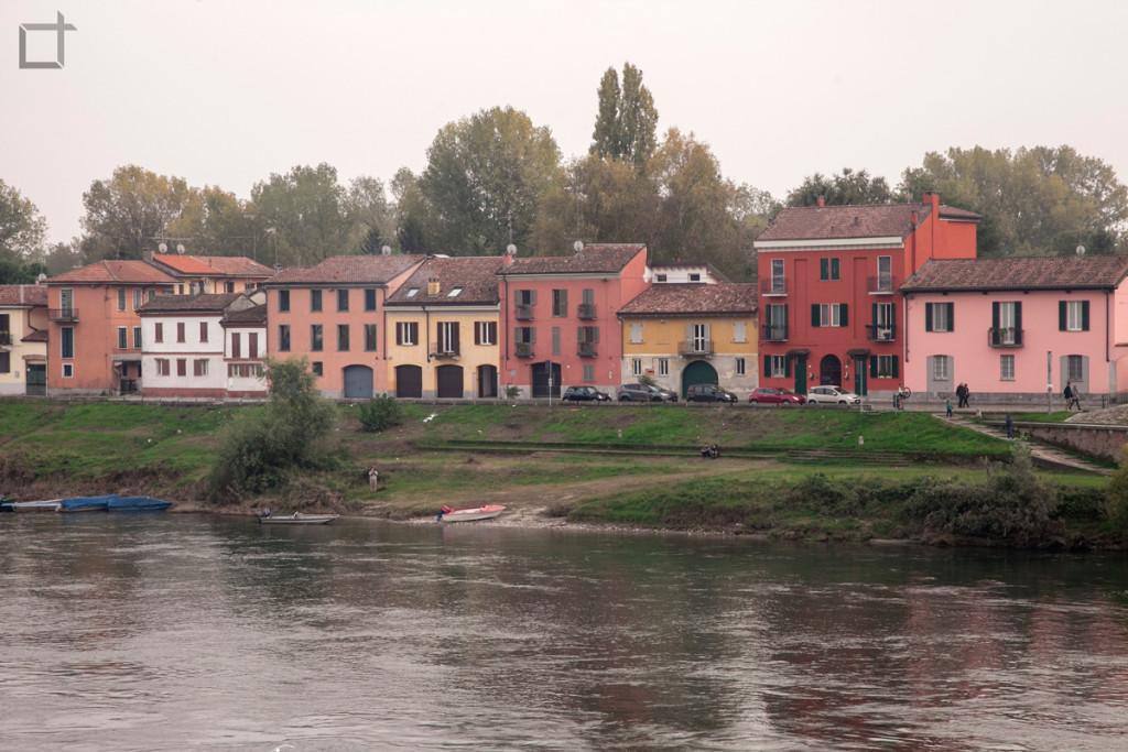 Case sul Ticino