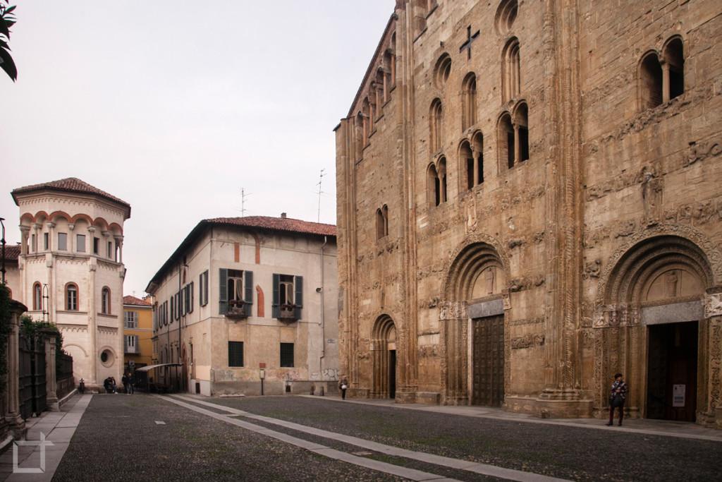 San Michele Maggiore Pavia