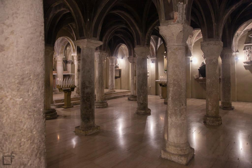 Cripta di Sant'Emidio
